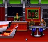Wing Commander: The Secret Missions SNES The Officers' Lounge