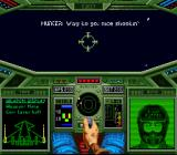 "Wing Commander: The Secret Missions SNES ""Bossman"" find some nice words for us"