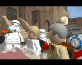 LEGO Star Wars II: The Original Trilogy Windows Jedi mind tricks.