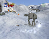 LEGO Star Wars II: The Original Trilogy Windows The Hoth battle.