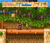 Hook SNES Level boss Rufio