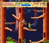 Hook SNES Level boss of 2. stage
