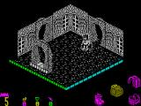 Batman ZX Spectrum Two routes to choose here