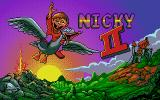 Nicky 2 Atari ST Loading screen