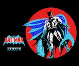 Batman MSX Loading screen