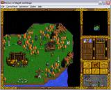 Heroes of Might and Magic Windows World view