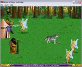 Heroes of Might and Magic Windows Battle view