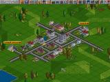 Transport Tycoon DOS Bus route across town