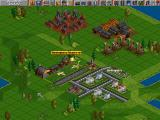 Transport Tycoon DOS That airport is as big as the city!