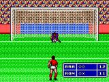 World Championship Soccer SEGA Master System And the Brazilian goal keeper saves the day!