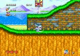 Tiny Toon Adventures: Buster's Hidden Treasure Genesis As you continue to hold left or right, Buster's speed gradually increases