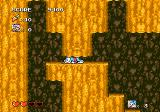 Tiny Toon Adventures: Buster's Hidden Treasure Genesis Buster can also crawl through narrow gaps