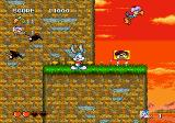 Tiny Toon Adventures: Buster's Hidden Treasure Genesis Summoning Conrad Condor will destroy all enemies currently on-screen