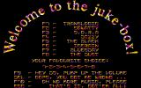 Stone Age Amiga Sound options alias the juke-box