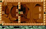Stone Age Amiga Level 15 - two exits on different sides