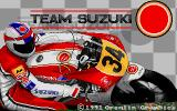 Team Suzuki Atari ST Loading screen
