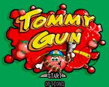 Tommy Gun Amiga Title screen