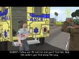 American McGee presents Bad Day LA Windows Lots of escort and errand missions.