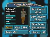 Ten Pin Alley PlayStation Bowler Setup