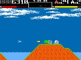 PixelShips Retro Windows The destruction of innocent towns and other objects costs a penalty of points