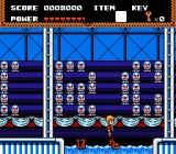Circus Caper NES Jumping on the heads of alligators