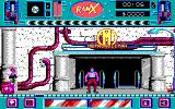 Ranx: The Video Game DOS 1st Level