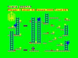 Chuckie Egg Dragon 32/64 Third level - take the elevator