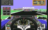 Grand Prix Circuit Commodore 64 Waiting for green light [Williams]