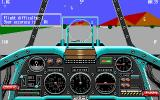 Chuck Yeager's Advanced Flight Trainer 2.0 DOS prepare for a new mission - EGA 640x200