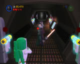 LEGO Star Wars II: The Original Trilogy Windows The Imperial prison.