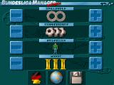 Football Limited DOS Start a new game