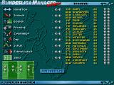 Football Limited DOS Training screen