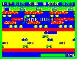 Frogger Dragon 32/64 Game over
