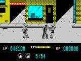 Target: Renegade ZX Spectrum A lesson of boxing with lady of the night