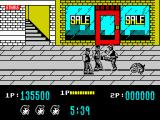Target: Renegade ZX Spectrum Please don't kick me in the crotch!
