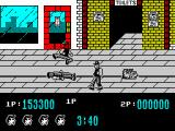Target: Renegade ZX Spectrum Lost a life during the fight with angry dog