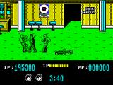 Target: Renegade ZX Spectrum Armed & dangerous with the snooker cue
