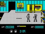 Target: Renegade ZX Spectrum Confrontation with Mr. Big