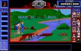 Bill & Ted's Excellent Adventure DOS bagged a dude - VGA