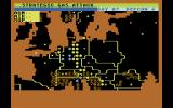 Theatre Europe Atari 8-bit Strategic gas attack underway