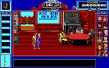 Bill & Ted's Excellent Adventure DOS at the mad dog saloon - EGA