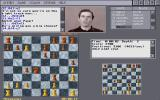 Kasparov's Gambit DOS Kasparov comments my move