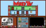 "Mad TV Amiga The top of the ""MTV"" building ... here is Betty's office"