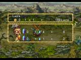 Legend of Mana PlayStation After each battle, you will be given a breakdown of how much lucre and experience you and your companion earned.