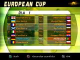 Ronaldo V-Football PlayStation The European cup