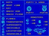 Puffy's Saga ZX Spectrum Guide to game features