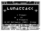 3D Lunattack Dragon 32/64 Title screen
