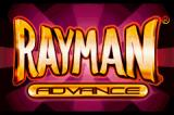 Rayman: 10th Anniversary Game Boy Advance Title screen (Rayman Advance).