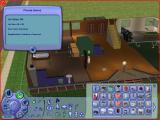 The Sims 2: University Windows The lot info button gives you the lowdown.