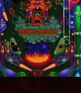 Psycho Pinball DOS Bottom half of Trick or Treat